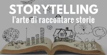 Storytelling: come raccontare una grande storia